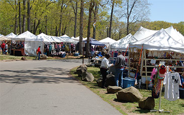 meriden ct daffodil festival craft fair